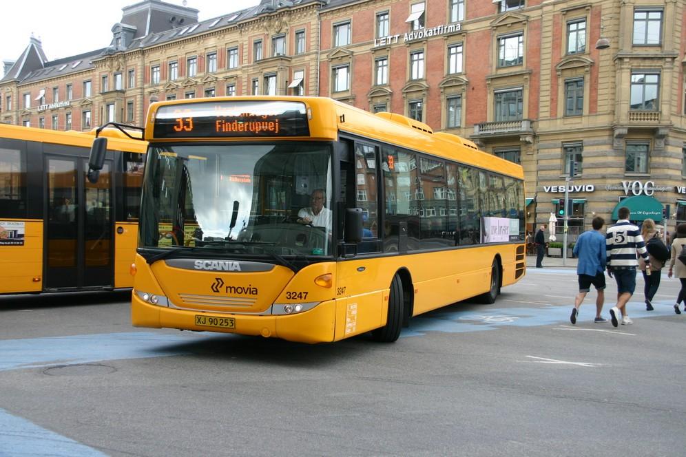 movia linje 35