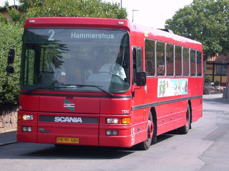 bus bornholm