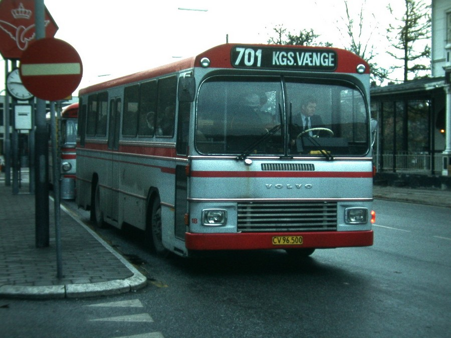 Bus 701 nykøbing f